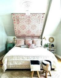 sloped ceiling bedroom slanted walls