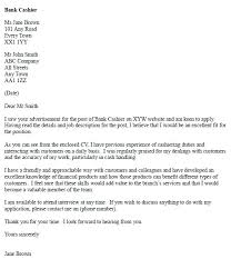 Standard Cover Letter Examples Sample Cover Letter Application ...