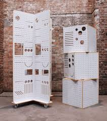 Pegboard Display Stands Uk 100 Best Espositore Images On Pinterest Shelving Display Design 13