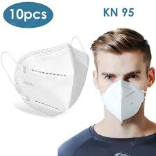 <b>10pcs N95 KN95 Mask</b> Face Protective Masks with CE FDA Extra ...