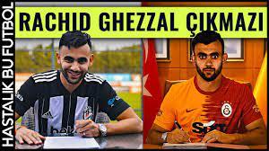 Rachid Ghezzal | Beşiktaş & Galatasaray - YouTube
