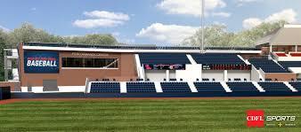 Ole Miss Football Seating Chart 2017 Baseball Club Seating Ole Miss Athletics Foundation