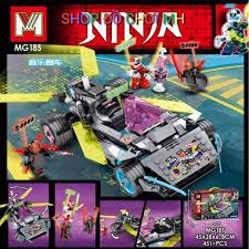 đồ chơi lego xếp hình lắp ráp ninja mg185-chiến xa ninja tại TP. Hồ Chí Minh