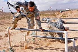 u s department of defense photo essay u s iers negotiate an obstacle course during he multinational force and observers annual skills competition in