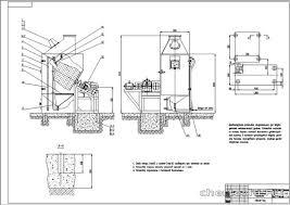 Курсовая работа по технологии машиностроения курсовое  Дипломный проект Дробеструйная установка с вращающимся барабаном