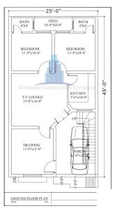5 marla house design