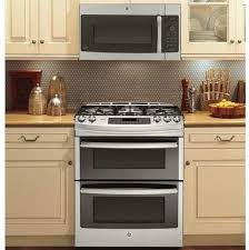 22 remarkable double oven and microwave