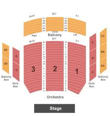 Seating Chart First Ontario Centre Firstontario Performing Arts Centre Partridge Hall Tickets
