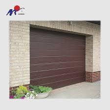 sectional garage door opener unique easy lift garage doors easy lift garage doors suppliers and