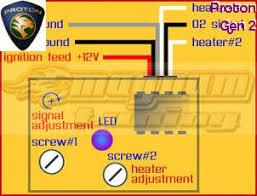 proton gen ecu wiring diagram proton image proton gen 2 o2 sensor eliminator magnum adjustable oxygen sensor on proton gen 2 ecu wiring