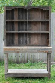 Pallet Kitchen Furniture 17 Best Ideas About Pallet Hutch On Pinterest Wood Projects