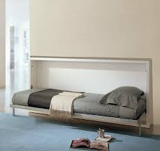 the poppi is a horizontally opening wall bed available in both single 90 and intermediate sizes 120 the poppi can be installed in virtually any room