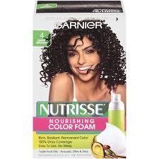Garnier Nutrisse Nourishing Foam Permanent Hair