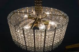 marvelous austrian crystal chandelier 23 vintage 5