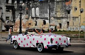 in cuba the pace of life continues to