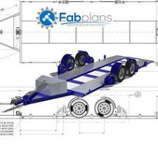 horse trailer electrical wiring diagrams lookpdf com result airbag car trailer plans diy build your own lowering race car trailer a3 cdrom