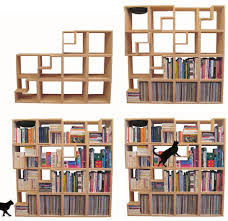Bookshelf Cat Playground Floating Cat Shelves
