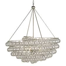 stratosphere chandelier by currey company