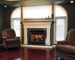 tavern brown fireplace offers classic kansas city styling 107