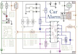 spy two way car alarm system wiring diagram wiring diagrams car alarm circuit page 4 automotive circuits next gr