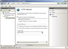HTTP Redirects <httpRedirect>   Microsoft Docs