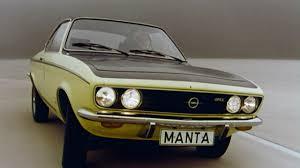 Auto-Ikonen - Opel Manta - Der Prügelknabe | Startseite | Geschichte &  Entdeckungen