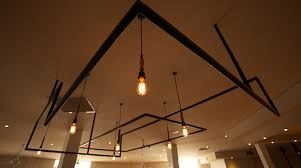 image of edison light fixtures decor