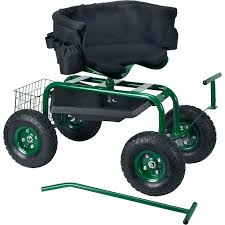 garden seat with wheels garden seat cart deluxe rolling garden seat with easy change yard carts