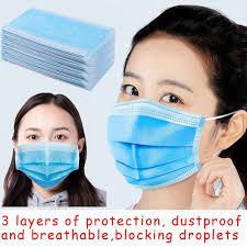 China <b>Disposable Safety Masks</b> Three-Layer <b>Protective Dust</b>-<b>Proof</b> ...