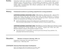 Cna Resume Custom Cna Resume Skills Resume Skills Download Resume Templates Resume