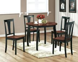 attractive small round kitchen table and chairs sets for 4 affordable dining room tables with bench