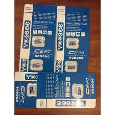 Thẻ nhớ YOOSEE PLUS 32GB tốc độ cao - Bảo Hành 3 năm ( Giá rẻ số 1 ) chính  hãng 95,000đ