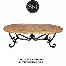 oval rustic coffee tables youll love