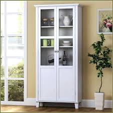 tall wood storage cabinet. Tall Wood Storage Cabinets With Doors And Shelves Cabinet Narrow .