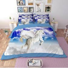 horse bed sets twin full queen king size animal horse bedding sets bed sheet duvet cover