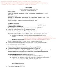 Entry Level Programmer Resume Forget About Academics FrontEnd Developer Résumé Teardown 11