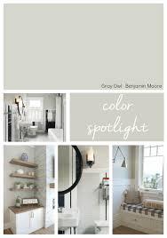Light Grey Paint Benjamin Moore Benjamin Moore Gray Owl Color Spotlight