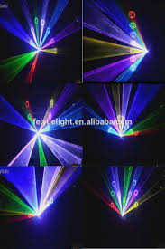 1w rgb full color animation laser light projector outdoor special effects lights