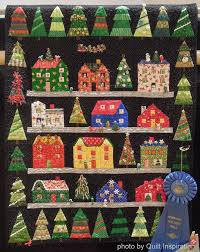 17 Best images about row quilts on Pinterest | Shops, Quilt and ... & 26 x by Kellie Willey, adaptation of the First Snow quilt pattern by Tina  Curran. Kellie says