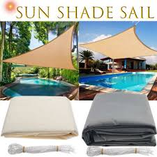 Online Shop <b>Waterproof</b> Sun Shelter <b>Triangle Sunshade</b> Protection ...
