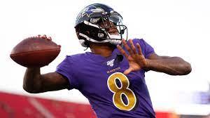 Lamar Jackson eyes No. 1 jersey -- if ...