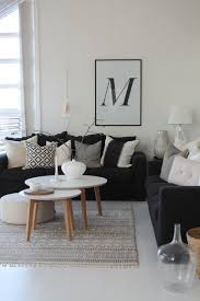 Best  Black Sofa Decor Ideas On Pinterest Black Sofa Black - Black couches living rooms