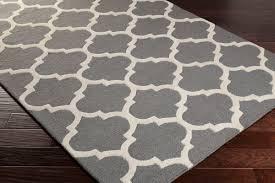 grey white area rug add to wish list