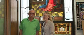 through the depression and recession fourth generation family stained glass company thrives in columbus