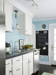 blue kitchen designs. Astounding Blue Kitchens With White Cabinets Set All About Home Design Kitchen Designs