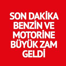 Sözcü Gazetesi - SON DAKİKA I Benzin ve motorine büyük zam geldi  https://www.sozcu.com.tr/2021/ekonomi/motorin-ve-benzine-zam-2-6708077/    Fa