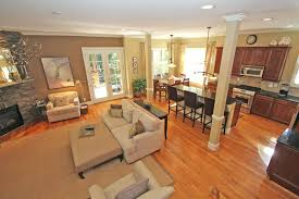 open kitchen and living room dining room open kitchen living room dining design lounge designs open