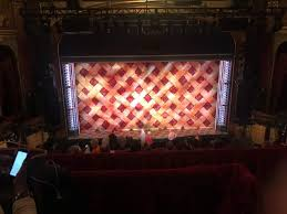 Brooks Atkinson Seating Chart Brooks Atkinson Theatre Section Front Mezzanine C Row F