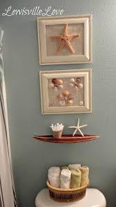 Beach Style Bathroom Decor Blue Beach Glass Bath Accessories Tropical Bathroom Accessories