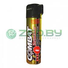 <b>Средство защиты COMBAT</b> Super Spray Аэрозоль 500мл, цена ...